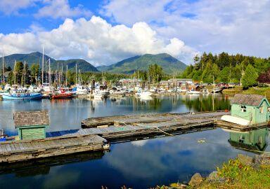 Ucluelet, British Columbia, Canada